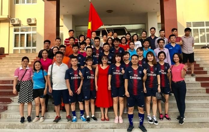 Viện TNNH đạt giải cao tại Hội thao Viện KH Nông nghiệp Việt Nam khu vực phía Bắc