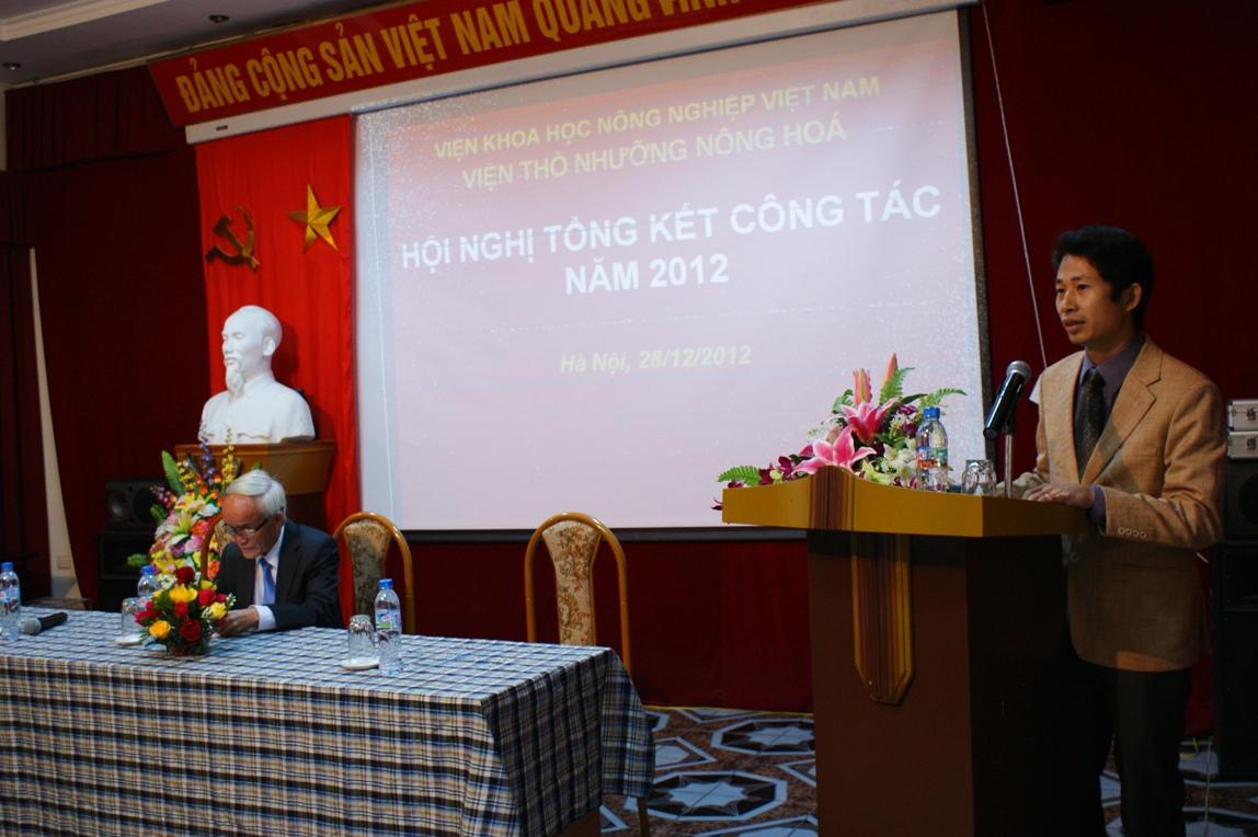 Hội nghị tổng kết năm 2012