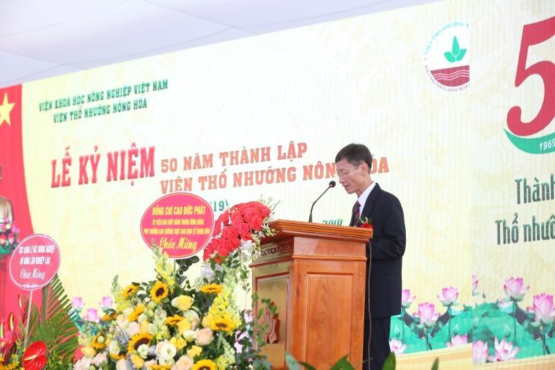 Lễ kỷ niệm 50 năm thành lập Viện Thổ nhưỡng Nông hóa (1969-2019)