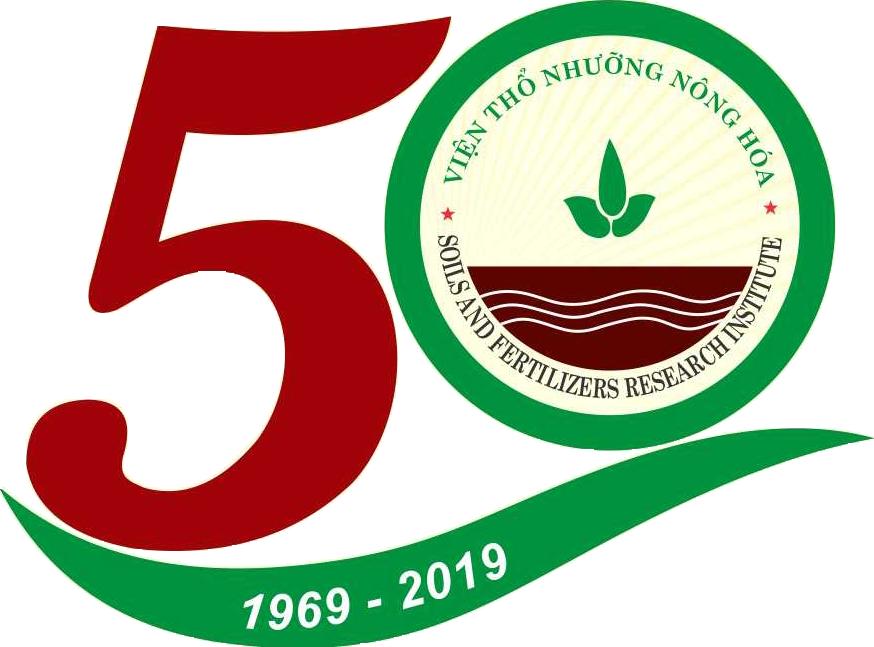 Thông báo về lễ kỷ niệm 50 năm thành lập Viện Thổ nhưỡng Nông hóa